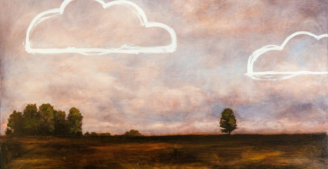 Western Landscape Cloud